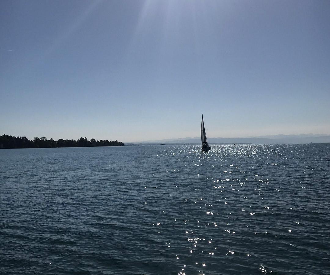 Auf zum Bodensee, dem Schwäbischen Meer