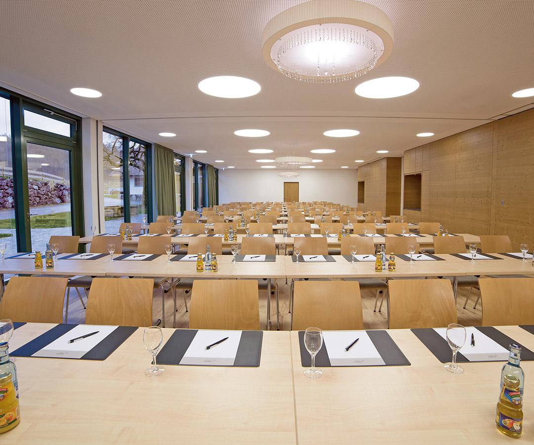 Tagungen in der Vierländerregion Bodensee (Österreich, Schweiz, Liechtenstein)