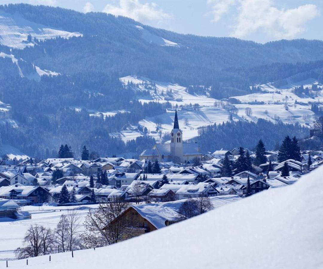 Skifahren & Langlaufen in Oberstaufen im Allgäu