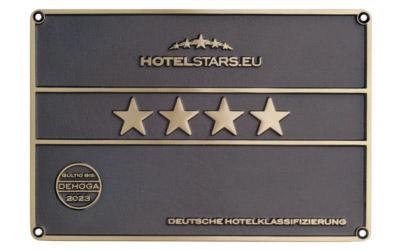 Hotel Hofgut Farny bei Wangen und Kißlegg, 4-Sterne Hotel Zertifizierung DEHOGA Baden-Württemberg