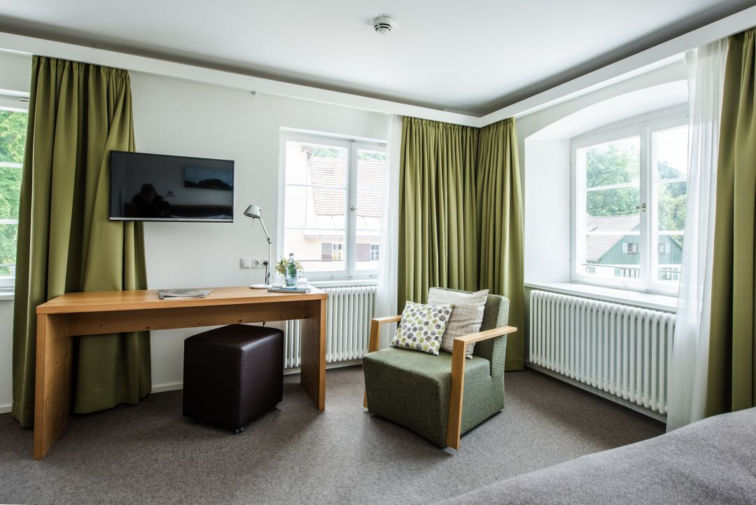 Home-Office im 4* Sterne Hotel