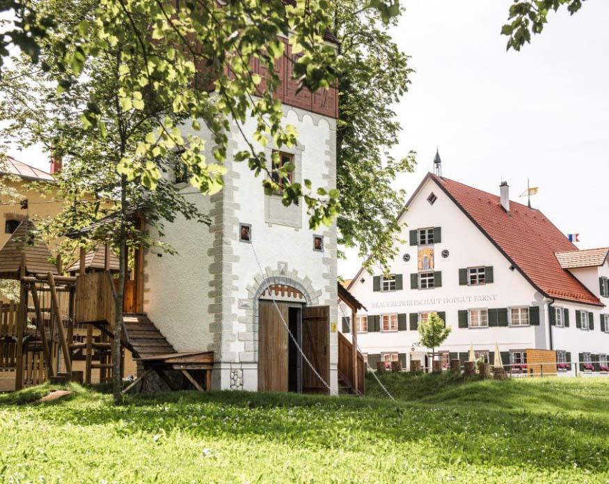 Angebote im 4 Sterne Hotel bei Wangen & Kißleg im Allgäu