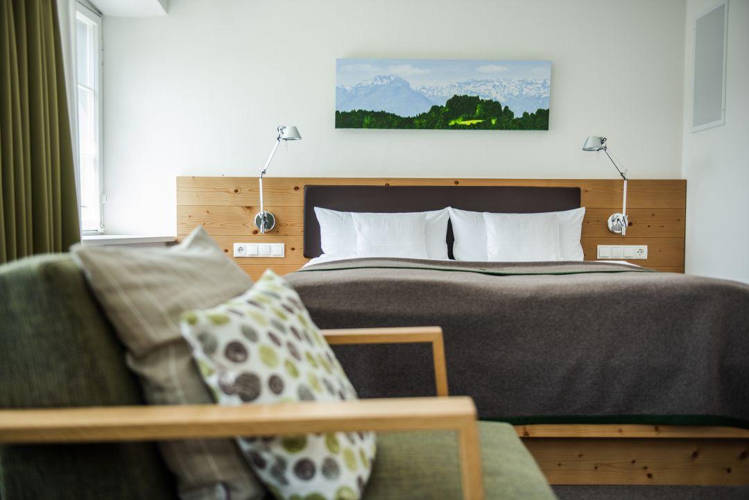 Zimmer im Gutshof - Hotel an der Autobahn A96
