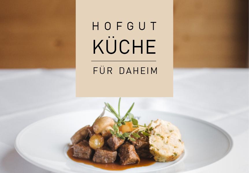 Hofgut Farny Hofgut Kueche fuer daheim zum Mitnehmen