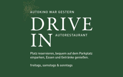 Drive-In Autorestaurant